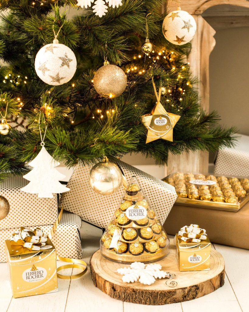 Les mises en scène pour Ferrero, Ferrero Rocher, Kinder et Mon Chéri by L'Atelier MBB
