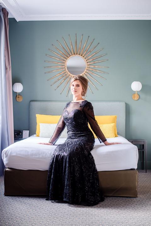 Maéva François L'Atelier MBB, Photographe Officielle du Concours Miss Excellence Normandie 2021