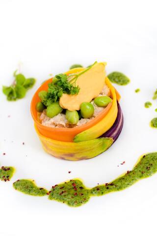 Maéva François, Photographe Culinaire pour L'Atelier MBB sur Rouen & Paris